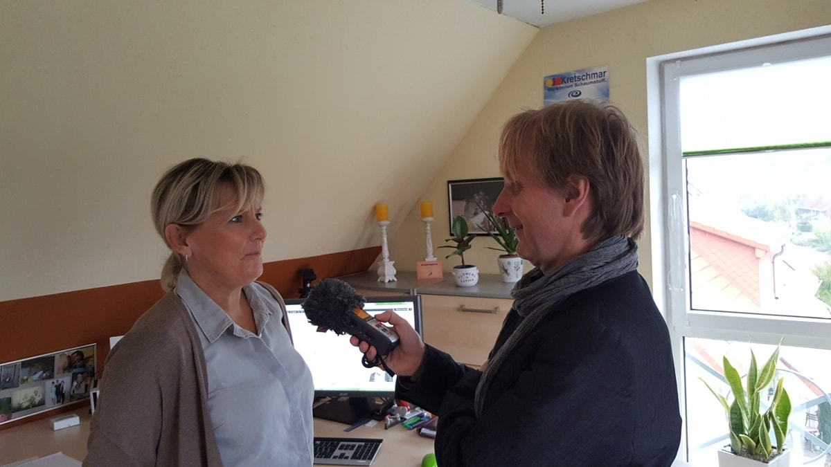 Restaurant Marketing Manuela Aust - Interview MDR Hörfunk