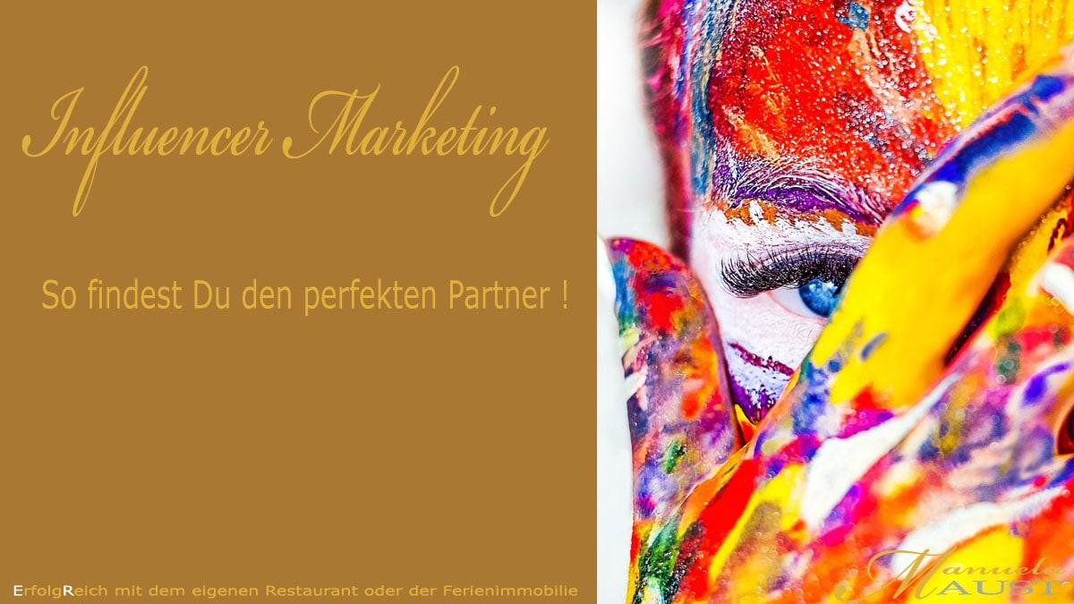 Influencer Marketing – wer passt zu Dir und wer eher nicht