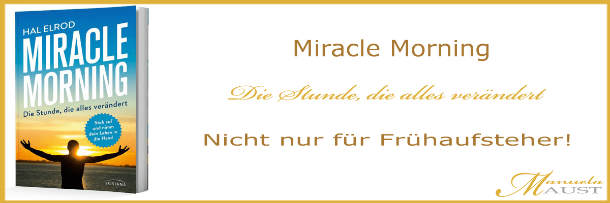 Buch Tipp: Miracle Morning