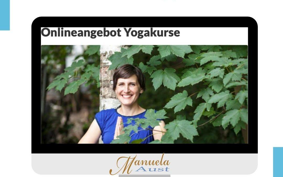 Vorgestellt: Yoga Kurse mit Ines Hefter jetzt auch Online