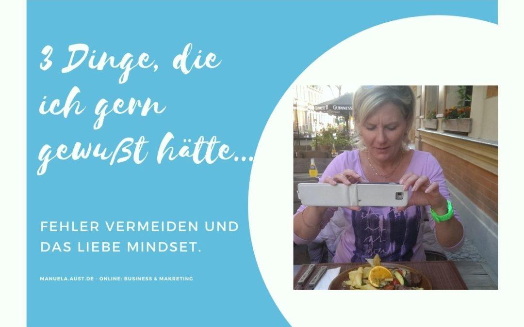 Meine Anfänge als Foodbloggerin: Fehler & Mindset