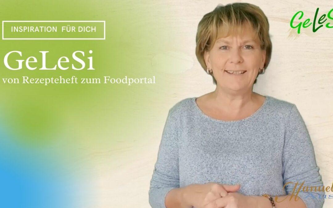 Meine Projekte Teil 1: GeLeSi – vom Hobby zum Foodportal