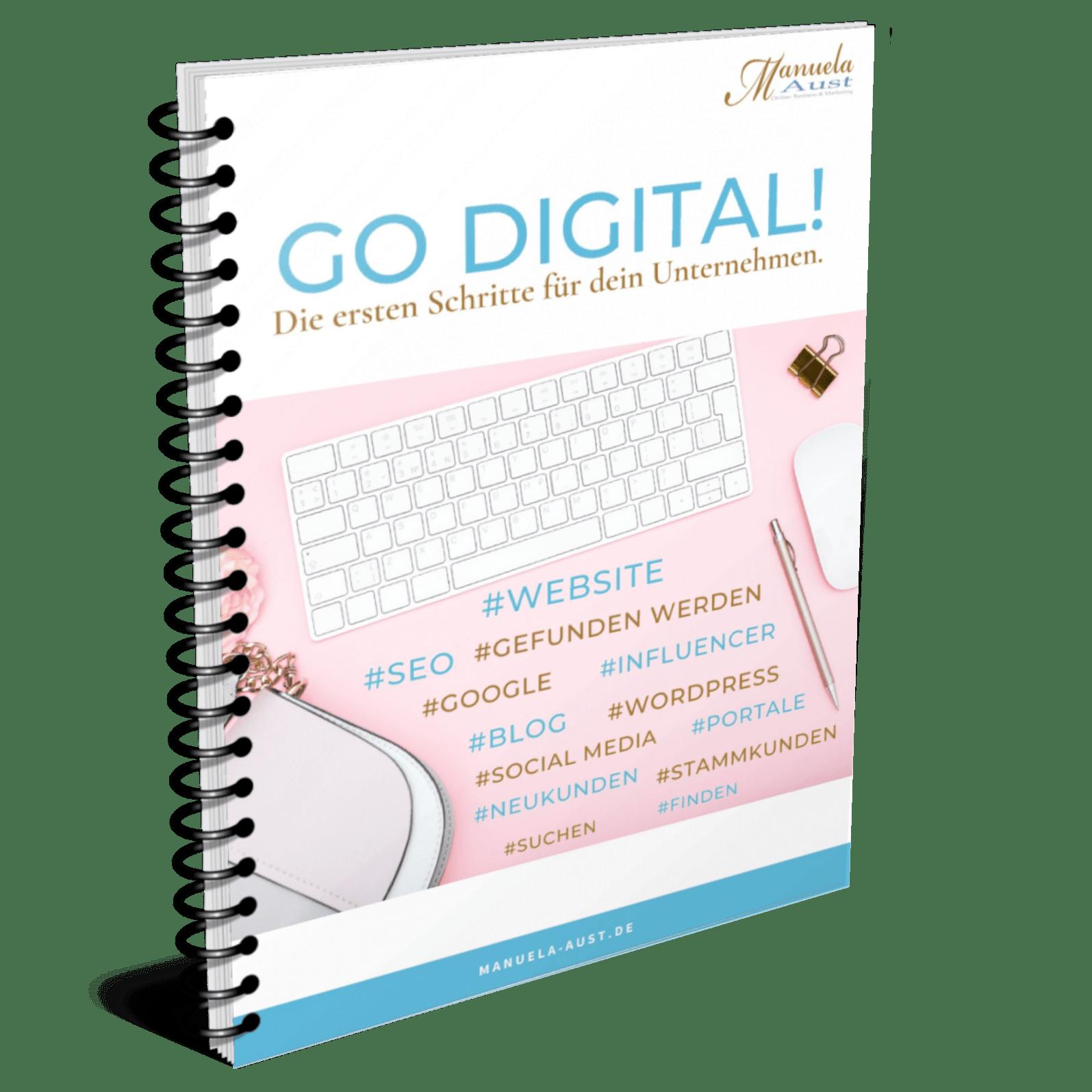 GO DIGITAL - eBOOK zum Download