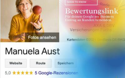 Google Bewertungslink erstellen – so gehts