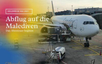 Drei Wochen Heilerreise auf den Malediven