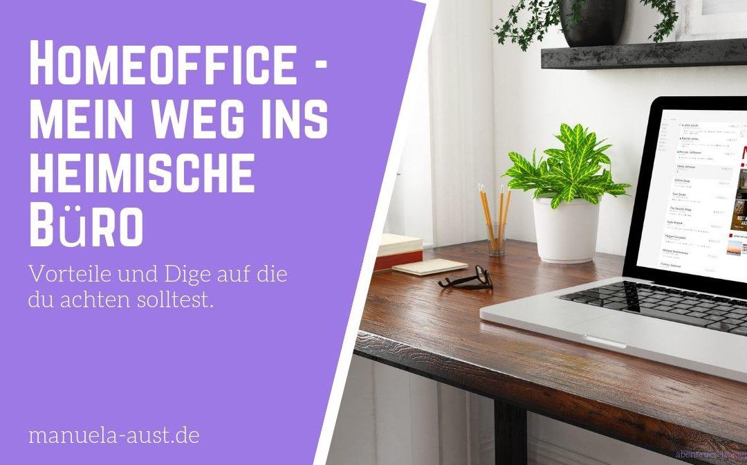 Zukunft der Arbeit: Mein Weg ins Homeoffice online