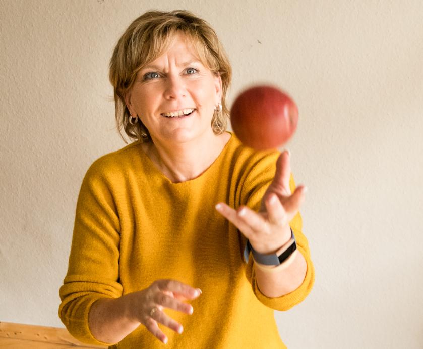 Manuela Aust - CEO bei GeLeSi