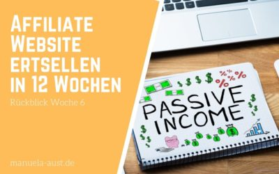 NSC 2016 Woche 6 – Content ist King