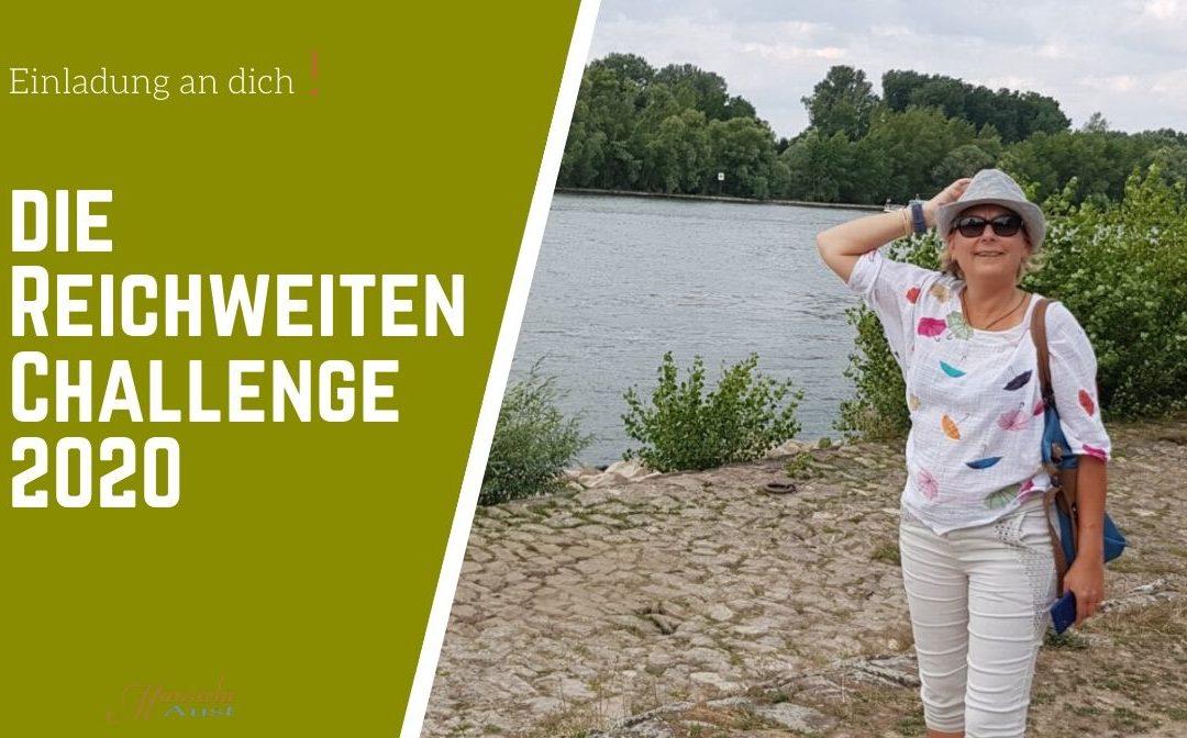 Meine Reichweiten Challenge 2020 – eine Einladung an dich