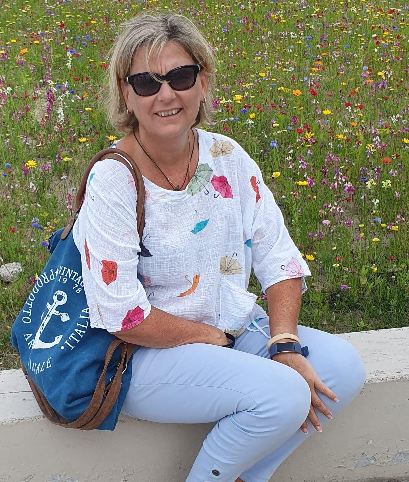 Manuela Aust: Online Marketing Managerin